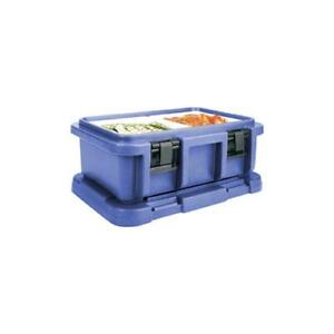 Cambro UPC160401 Camcarrier Full Size 6 in Deep Blue Pan Carrier $207.95