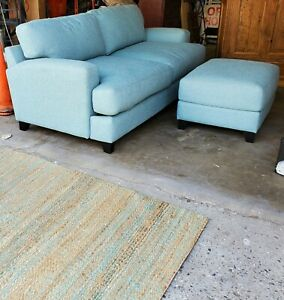 7#x27; Coastal Living Ashley Furniture Sofa Excellent condition $250.00