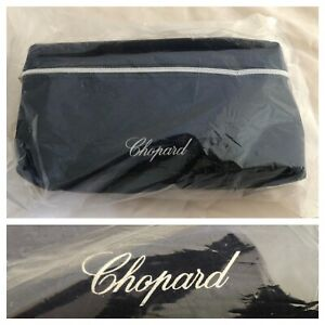 New Sealed Turkish Airlines Chopard Business Class Amenity Toiletry Kit Bag