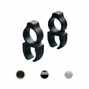 Leupold Rifleman Scope Rings Black Durable Tool American Ruger Comfortable Safe $18.18