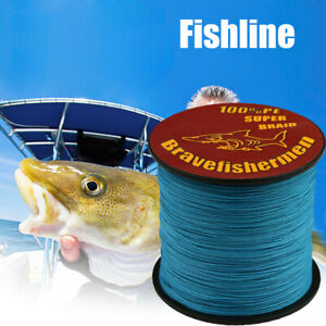 Super Strong 4 8 Strand PE 6 300LB Power Braided Fishing Line Braided Lines
