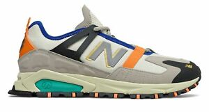 New Balance Men#x27;s XRCT Shoes Grey with Green