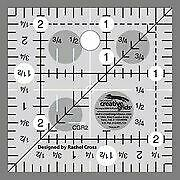 Creative Grids 2.5quot; Square Quilting Ruler Template CGR2 $10.99