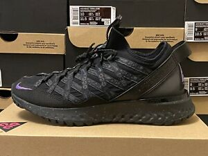 Nike ACG React Terra Gobe Black Space Purple Anthracite BV6344 001 CHOOSE SIZE $100.00