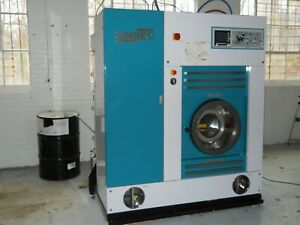 Unisec Eco Hydrocarbon Dry Cleaning Machine Excellent Condition 40lb capacity $20000.00