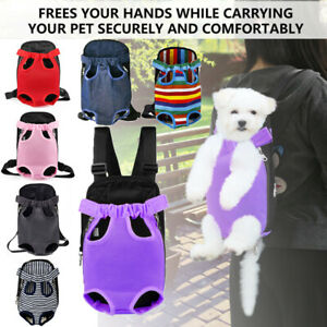 Fit forTraveling Hiking Camping for Small Dogs Cats Puppies Pet Carrier Backpack