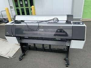 Epson Pro Stylus 9890 44quot; LARGE Format Printer It Comes With 12 Paper Rolls $2000.00