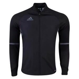 Adidas Condivo 16 Training Jacket Black Grey $15.00