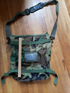Military Camouflage Purse tote Made Out Of Military army Uniform