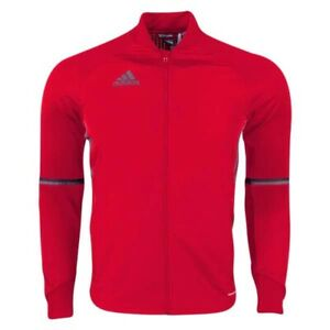 Adidas Condivo 16 Training Jacket Red VisGrey $15.00