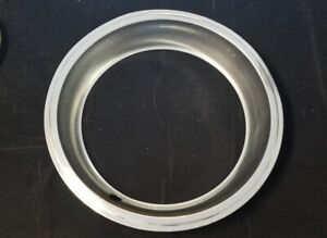 GM CHEVY RALLY BEAUTY TRIM RING 14x7 OEM Clip on 2.5 Deep USED $49.95