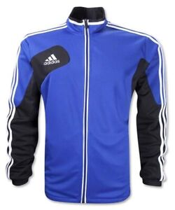 Adidas Condivo 12 Training Jacket Royal Blk White Youth $15.00