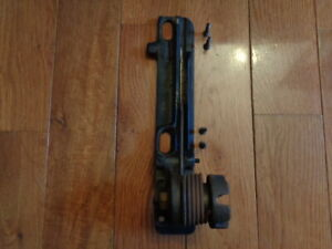 1917 Antique SINGER Treadle Sewing Machine Cabinet Lift Spring Assembly $39.00