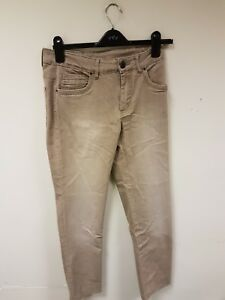 My Best Jeans Size 12 Brown Cotton Blend