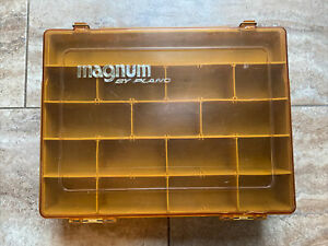 Magnum By Plano: Fishing Storage Tackle Box
