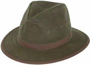 Outback Trading Trapper Outdoor Hunting Cowboy Hat Sage Green Large
