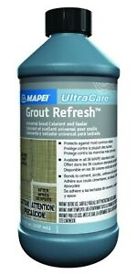 Mapei Grout Refresh Colorant and Sealer: Grout Paint and Cleaner 8 Ounce Bo... $18.99