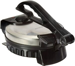 Brentwood TS 127 Stainless Steel Non Stick Electric Tortilla Maker 8 Inch $38.95