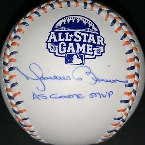Mariano Rivera Single Signed 2013 ASG Baseball SGC COA $175.00