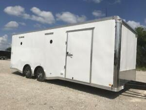 2021 Continental Cargo 24 Enclosed Trailer 24.00