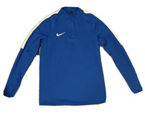 Nike Dry Fit 1 4 Zip Training Top Long Sleeve Men's Size Large $27.00