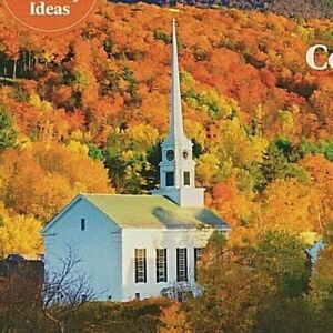 AMERICA#x27;S BEST SMALL TOWNS FALL 2020