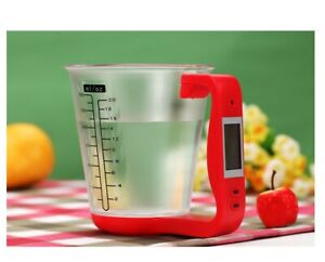Digital Measuring Cup Multifunctional Kitchen Electronic Measuring Cup $21.99