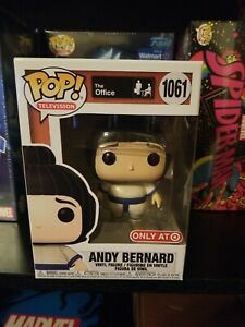 Funko Pop The Office Andy Bernard in Sumo Suit Target Exclusive $20.00