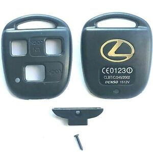 For 2003 2009 Lexus GX470 Remote Key Fob Shell Case Without Blade DIY CASE