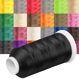 Bonded Nylon Sewing Thread #92 #138 T90 T135 for Upholstery Canvas Leather Seat $7.97