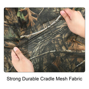 Camo Netting Burlap Cradle Military Camouflage Mesh Netting for Camping Hunting