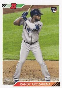 2020 Bowman Heritage BASE Baseball Cards 1 100 Pick your card $4.95