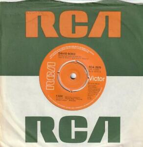 DAVID BOWIE Fame Right RCA 2579 classic pop from 1975 GBP 9.99