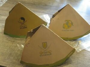 Barclay Manoil Soldiers Cardboard Tents Cavalry Marine Corps 11th Infantry