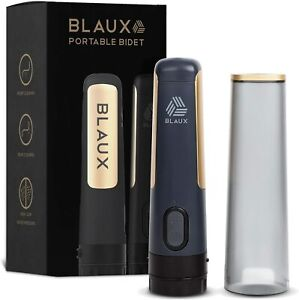 BLAUX Electric Portable Bidet Sprayer Portable Toilet Cleaning Experience $39.99