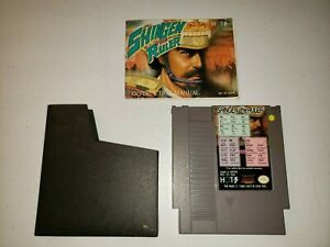 Shingen The Ruler NES with Manual and Dust Sleeve Tested Free Shipping $19.99