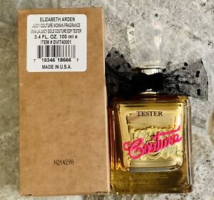 Viva La Juicy Gold Couture Perfume by Juicy Couture 3.4oz EDP W Tester Box NEW