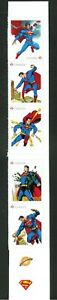 Canada sc#2679 2683 Superman: Right Strip of 5 from Booklet Bk557 Mint NH C $8.50