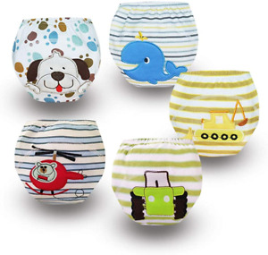 Babyfriend Cotton Baby Training Pants Toddler Boys Reusable Toilet Potty Thick $25.76
