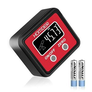 Digital Angle Gauge Level Box Angle Finder Digital Protractor TableSaw Acces... $24.63