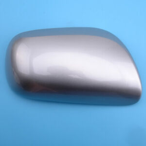Silver Right Side Mirror Cover Fit For Toyota Corolla 2007 2009 2010 11 12 2013 $21.22
