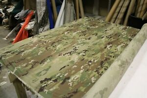 OCP EXTREME MULTICAM NY CO RIPSTOP HOT WEATHER CAMO FABRIC MILITARY 5.5 OZ 64quot;W