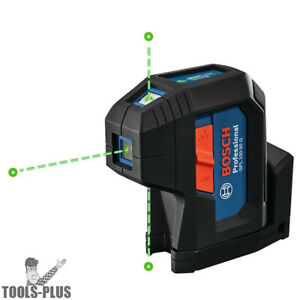 Bosch GPL100 30G 3 Point Self Leveling Alignment Laser New $119.95