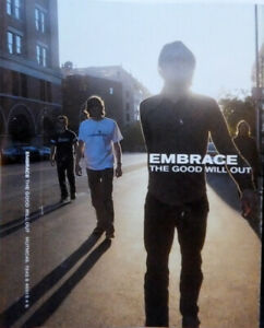 Embrace The Good Will Out Cassette .1142.