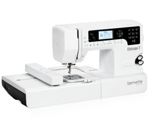 Bernette Chicago 7 Sewing and Embroidery Combo $699.99