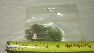 Rebel Red Neck Green Soft Plastic Bait New A2