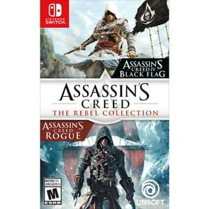 Assassin#x27;s Creed: The Rebel Collection Nintendo Switch