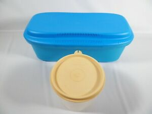 TUPPERWARE PASTA COOKER FOR MICROWAVE. PLUS AN EXTRA.