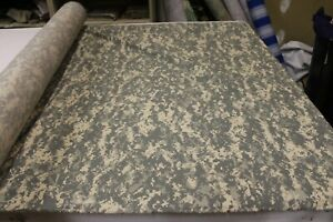 ACU DIGITAL NY CO RIPSTOP UNIVERSAL ARMY CAMOUFLAGE FABRIC MILITARY 60quot;W CAMO