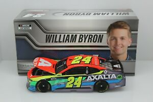 2021 WILLIAM BYRON #24 Axalta 1:24 Color Chrome 84 Made In Stock Free Shipping $72.99